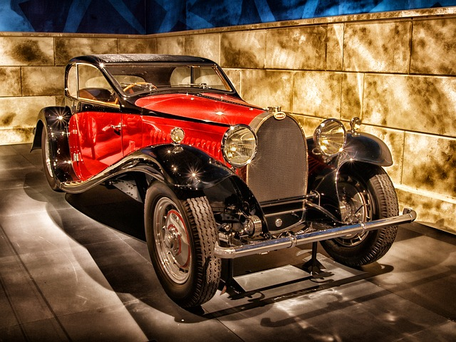 , bugatti, 1932, car, automobile, vehicle, motor vehicle