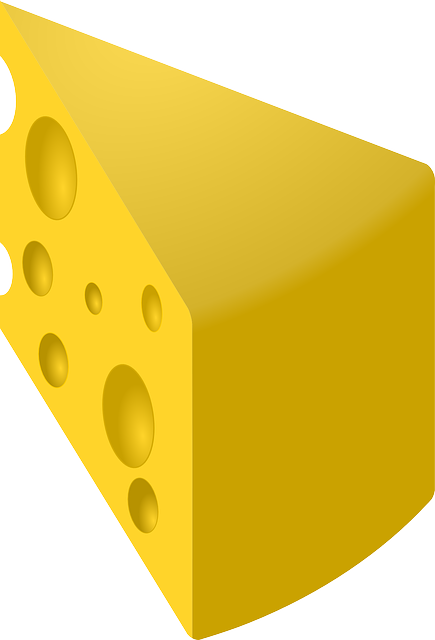 , cheese, food, yellow, edam cheese, slice