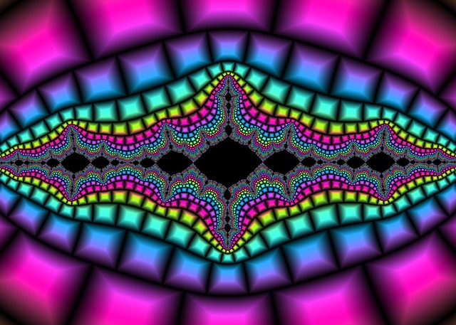, fractal, art, artwork, digital art, abstract, colorful