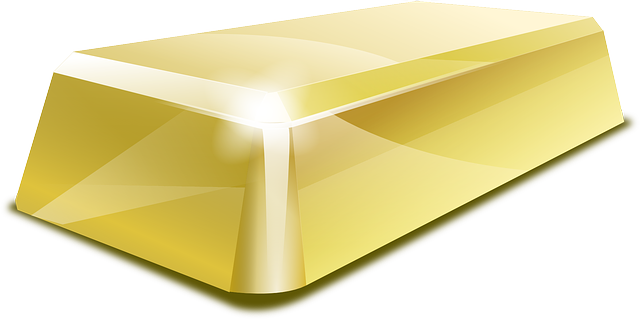 , gold bar, bullion, gold bullion, gold ingot
