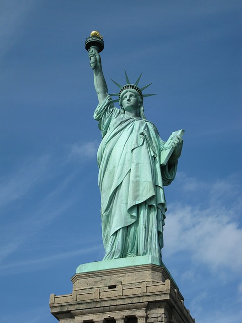 , queen of liberty, statue of liberty, new york