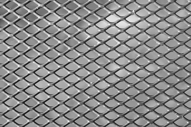 abstract, backdrop, background, gray, grid, hole