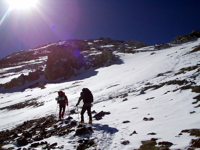 aconcagua, expedition, andes, argentina