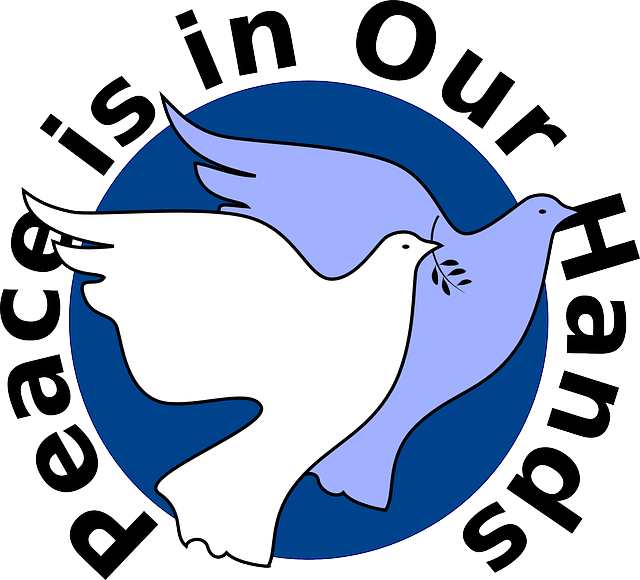 africa, south, symbol, cartoon, peace, love, dove, help