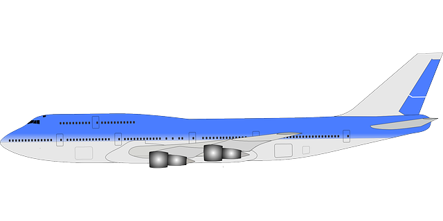 aircraft, plane, transportation, boeing 747, fly
