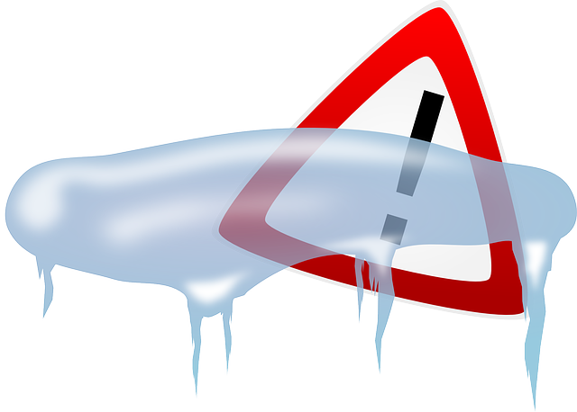 alert, cold, freezing, frost, warning, weather, sign