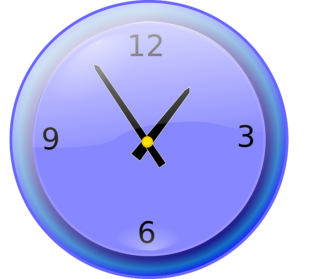 analog clock, hands, time, clock