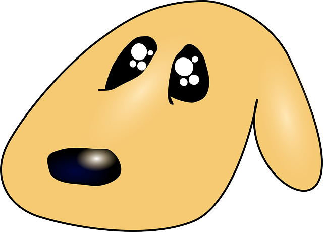 animals, eyes, faces, face, cartoon, dog, free, smiley
