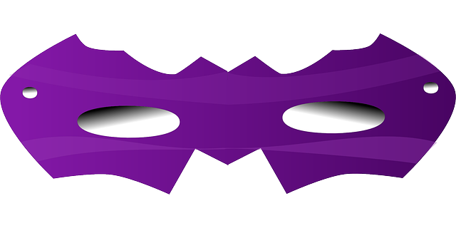anonymous, costume, mask, eyes, carnival, hide, lilac