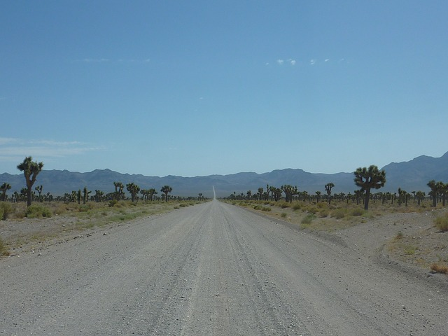 area 51, dust, street, wide, flat, nature, road