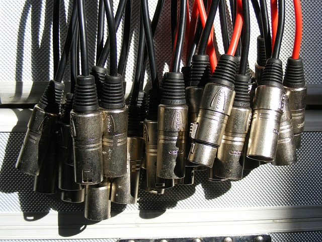 audio, black, box, cables, ebn, music, proel, sound