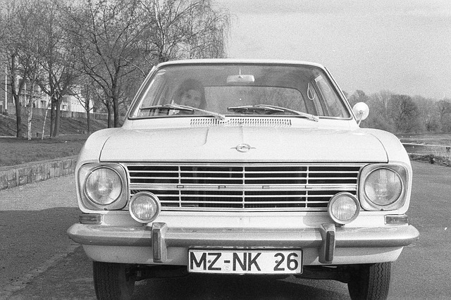auto, oldheimer, old, opel, cadet, 1967, classic