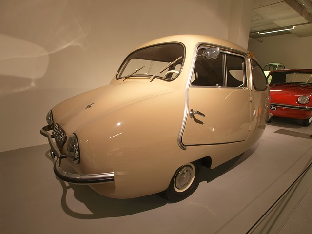 bambino 1955, car, automobile, vehicle, motor vehicle