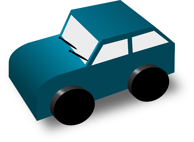 black, blue, simple, symbol, car, cartoon