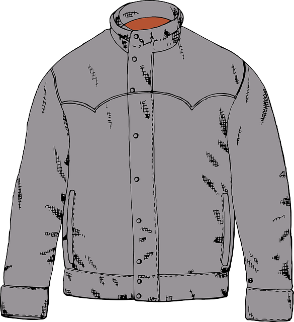 black, cartoon, jacket, free, ski, clothing, winter