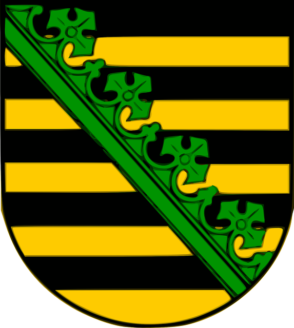 black, green, europe, yellow, shield, color, coat, arms