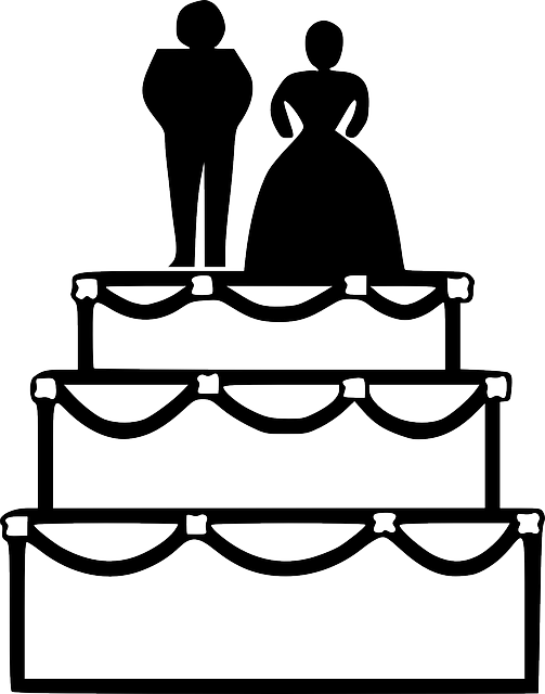 black, icon, simple, food, cake, outline, drawing