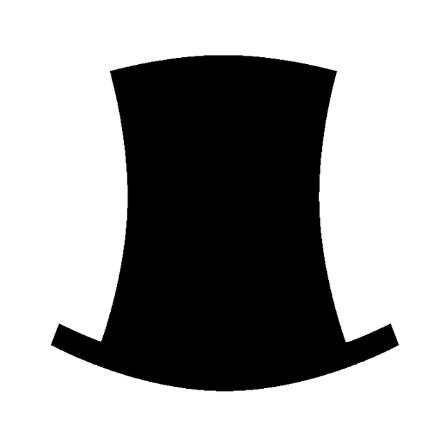 black, man, clothing, hat, wear, topper, wearing