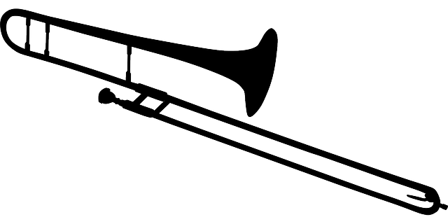 black, music, outline, drawing, silhouette, jazz, white