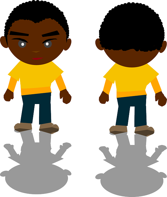 black, people, boy, kid, kids, person, human, cartoon