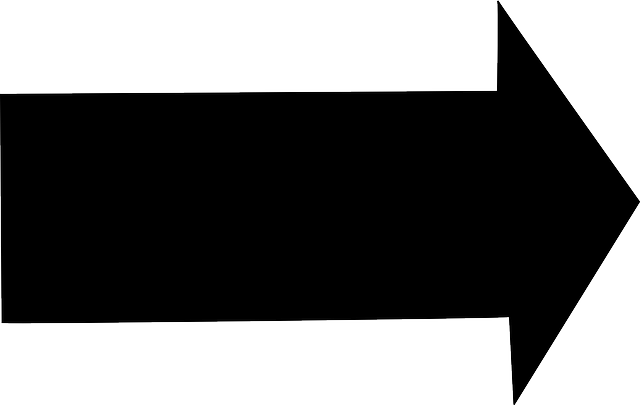 black, right, arrow, shapes, free, pointing, arrows