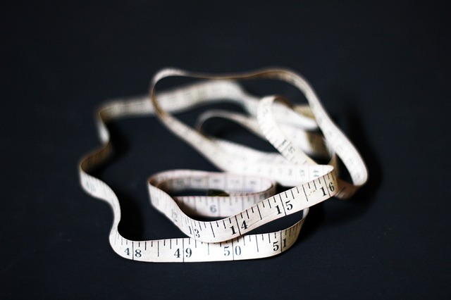 black, white, background, tape, measure, rolled