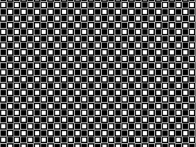 black, white, boxes, background