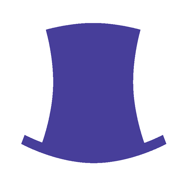 blue, man, clothing, hat, wear, topper, wearing