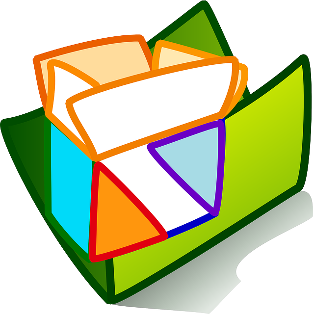 box, icon, folder, package, theme