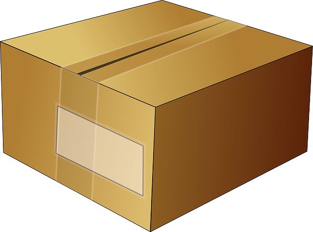 box, icon, paper, simple, cartoon, package, cardboard