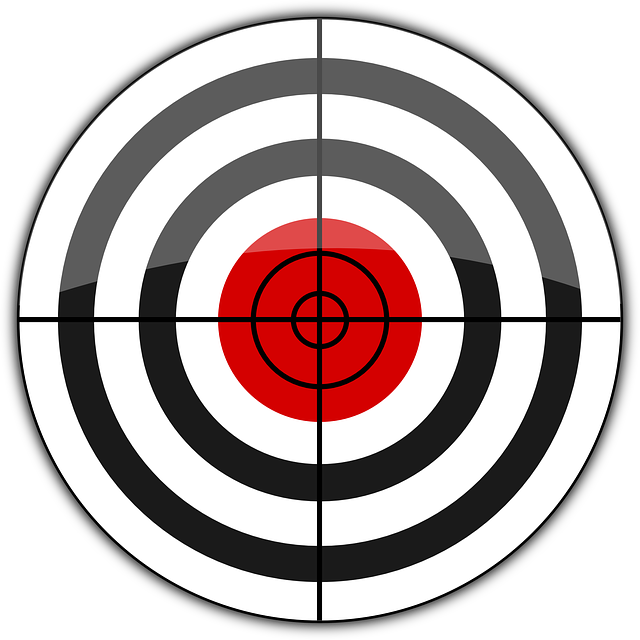 bull's eye, target, butt, object, aim, crosshairs