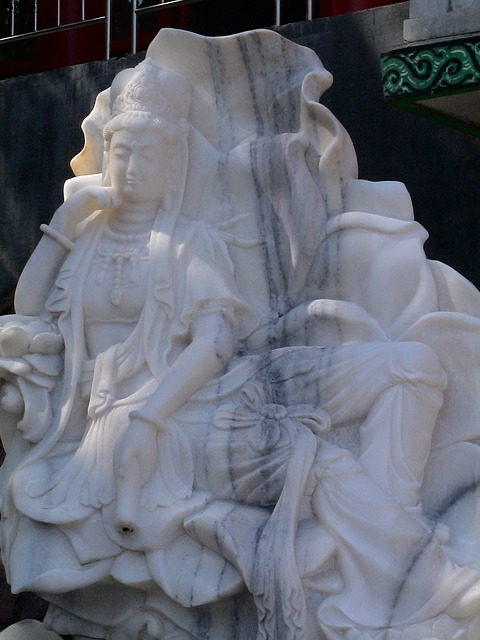 china, fengcheng, fountain, phoenix hill, marble