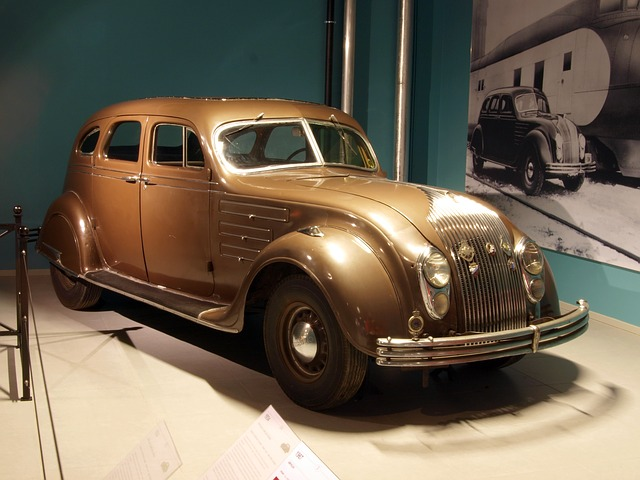chrysler 1934, car, automobile, vehicle, motor vehicle