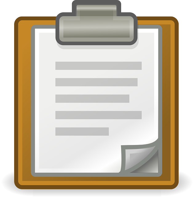 clipboard, clip, document, paper, copy, icon