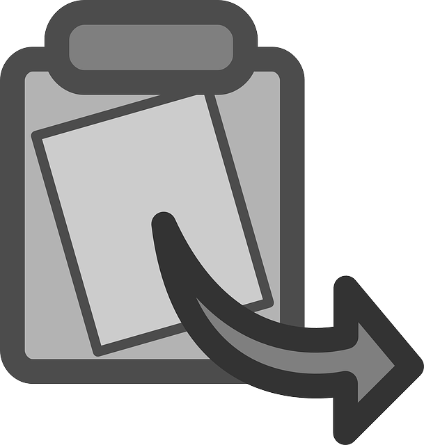 clipboard, flat, theme, action, icon