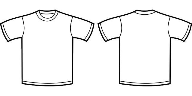 clothing, template, shirt, apparel, t-shirt