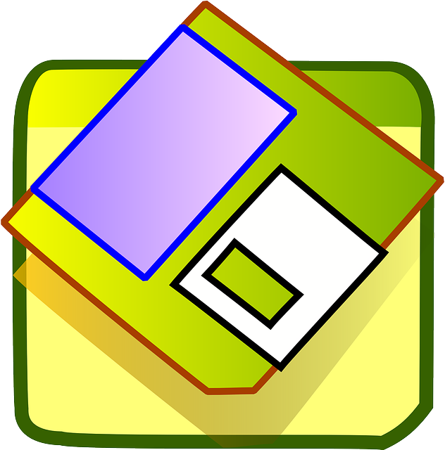 computer, floppy, icon, disk, gui, magnetic, storage