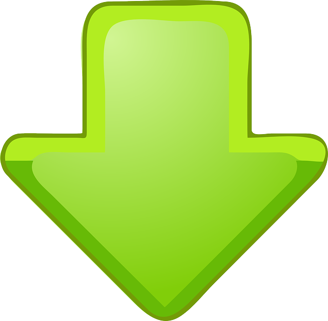 computer, green, icon, symbol, arrow, cartoon, button