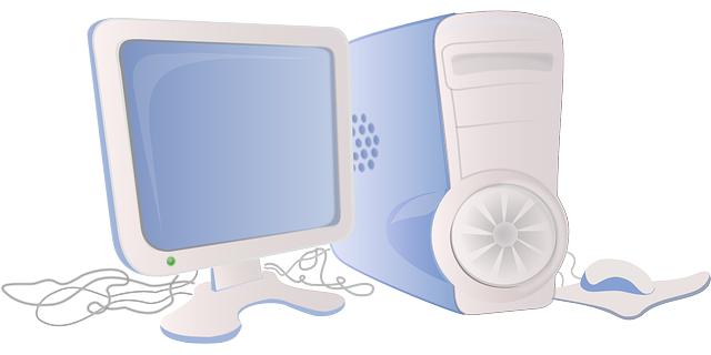 computer, mouse, monitor, lcd, flat, panel, electronics