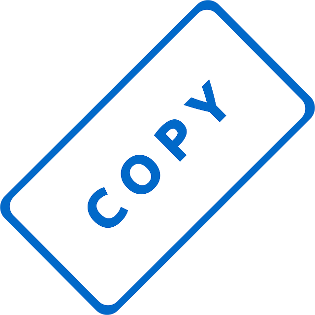 copy, business, document, file, filing, office, stamp