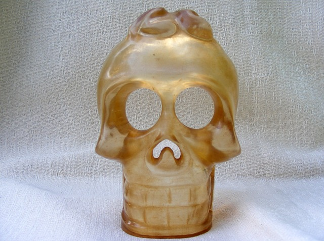 crystal, skull, mask, minerals, crystals, honey, quartz