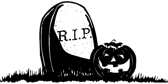 dead, black, pumpkin, outline, drawing, silhouette