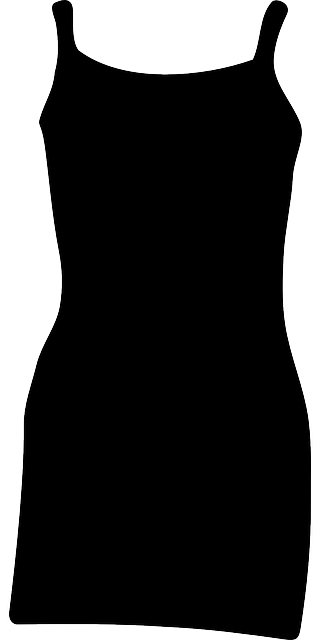 dress, clothing, silhouette