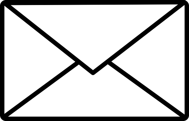envelope, mail, office, email, letter, pictogram