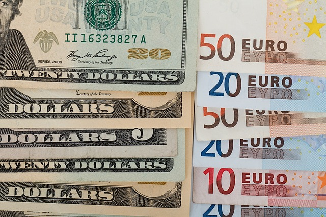 europe, pay, usa, banknote, business, money, rate, bill