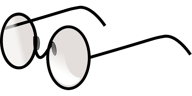 eyes, eye, old, glass, cartoon, round, free, pair, nerd