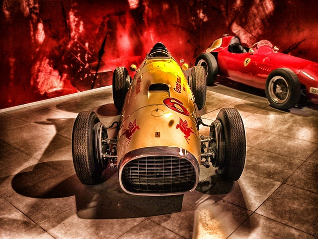 ferrari, 1952, racing, racer, sports car, car