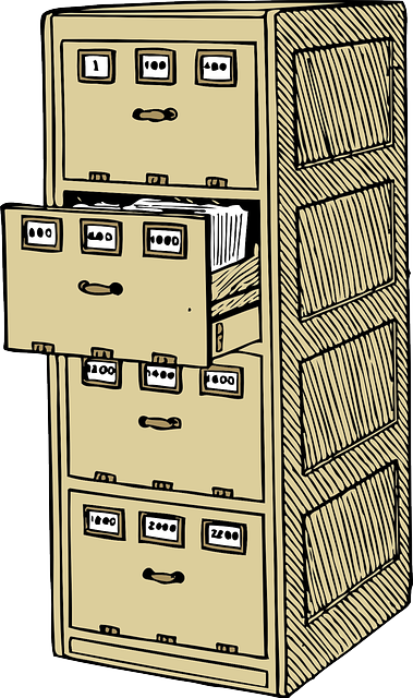 file cabinet, office, equipment, file, storage, paper