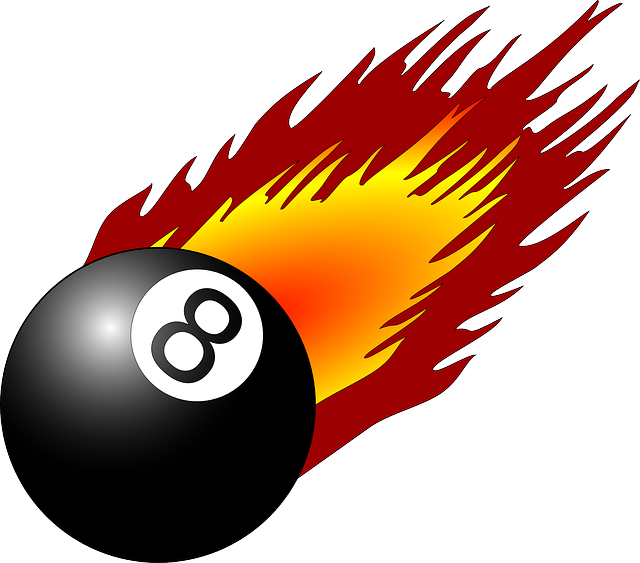 fire, cartoon, ball, flame, duck, free, pool, flaming