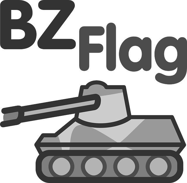 flag, flat, tank, theme, icon
